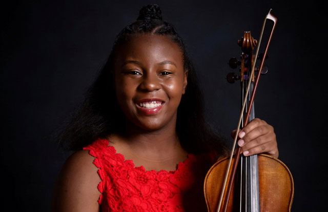 Hope Ward 2021 Violist