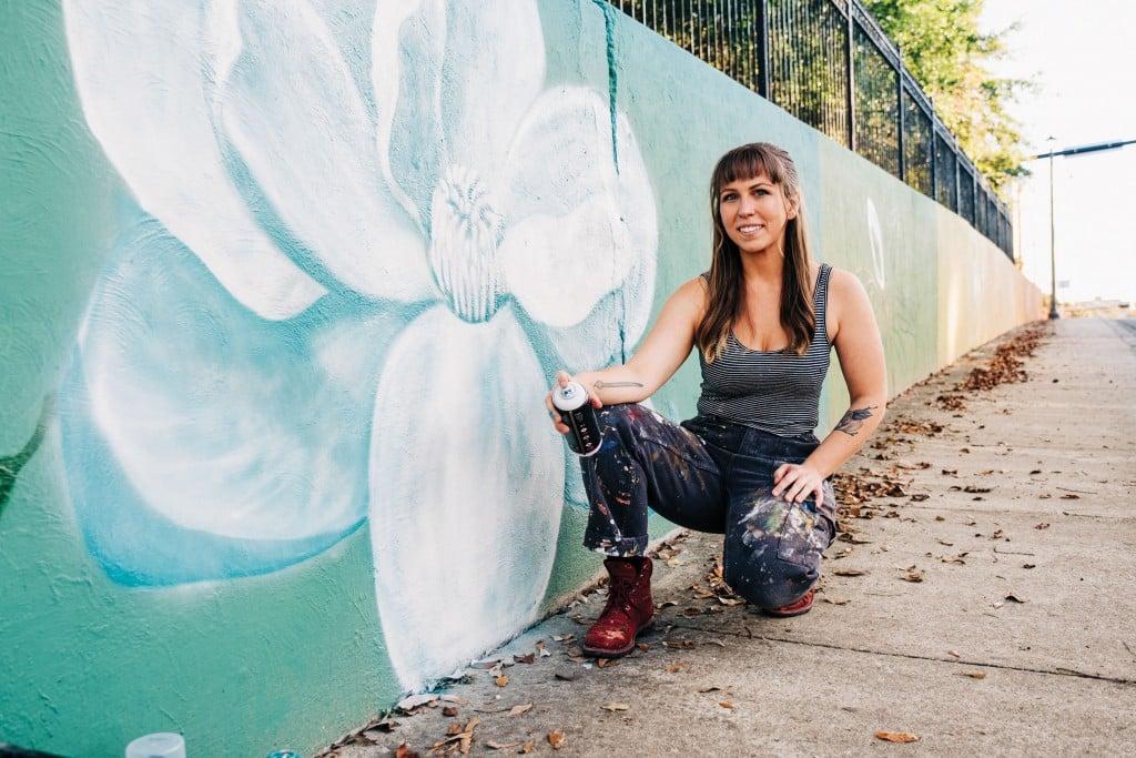 Sarah Painter Mural 2189 Cc