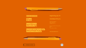 The Writing Workshop OP @ InterUrban ArtHouse | Overland Park | Kansas | United States