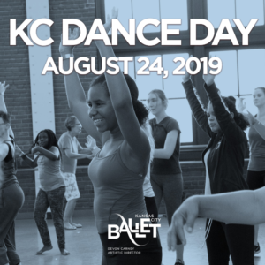 "Kansas City Ballet Presents ""KC Dance Day"" @ Todd Bolender Center for Dance & Creativity 