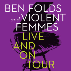 Ben Folds & Violent Femmes @ Starlight Theatre | Kansas City | Missouri | United States
