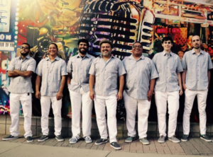 Kansas City Latin Jazz Orchestra presents Salsa en la Calle/Salsa in the Street @ Prospero's Books | Kansas City | Missouri | United States