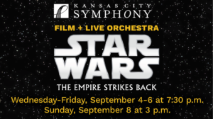 Star Wars: The Empire Strikes Back with Live Orchestra @ Kauffman Center for the Performing Arts | Kansas City | Missouri | United States