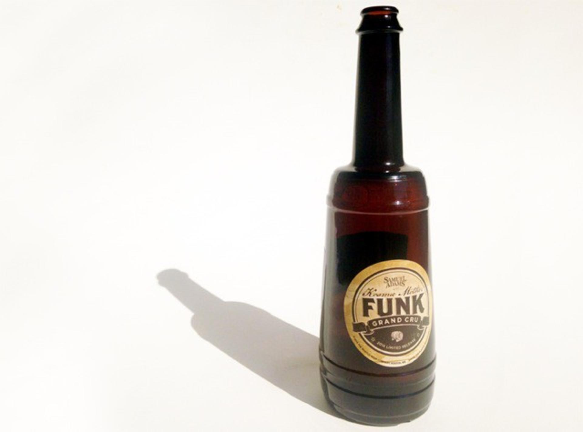Samuel Adams Kosmic Mother Funk Grand Cru 2014 Limited Release Beer Tap Handle