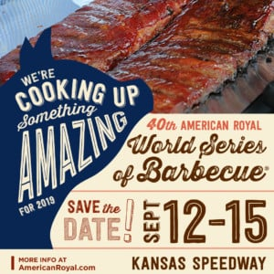 The American Royal World Series of Barbecue @ Kansas Speedway | Kansas City | Kansas | United States
