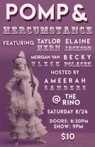 Pomp and Hercumstance @ The Rino | New York | New York | United States