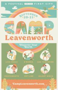 Camp Leavenworth @ Leavenworth Landing Park | Leavenworth | Kansas | United States