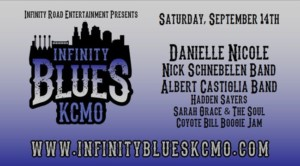 Infinity Blues KCMO - The Return of Kansas City's Blues Festival @ Knuckleheads | Kansas City | Missouri | United States
