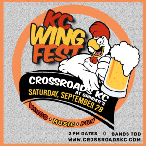 KC Wing Fest @ CrossroadsKC | Kansas City | Missouri | United States