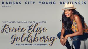 Renée Elise Goldsberry, Benefit Concert for Arts Education @ Kauffman Center for the Performing Arts | Kansas City | Missouri | United States