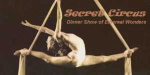 Secret Circus Dinner Show @ Venue508 | Kansas City | Missouri | United States