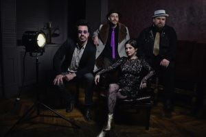The Claudettes live at Knuckleheads Saloon's Gospel Lounge @ Knuckleheads Saloon | Kansas City | Missouri | United States