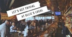 Let's Get Trivial at Ollie's Local @ Ollie's Local | Kansas City | Missouri | United States