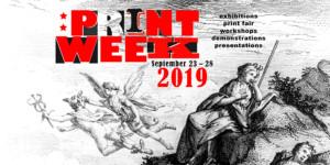 Print Week 2019 @ Lawrence Arts Center | Lawrence | Kansas | United States