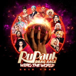 RuPaul's Drag Race Werq the World @ Arvest Bank Theatre at The Midland