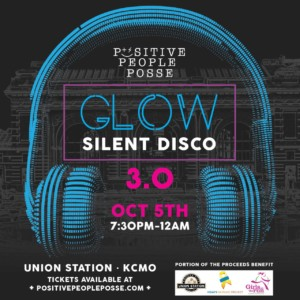 Glow Silent Disco 3.0 at Union Station @ Union Station | Kansas City | Missouri | United States