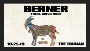 Berner @ The Truman | Kansas City | Missouri | United States