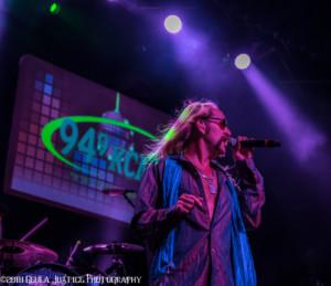94.9 KCMO Halloween Disco Ball ft. Disco Dick and The Mirrorballs @ VooDoo Lounge inside Harrah's Casino | Kansas City | Missouri | United States