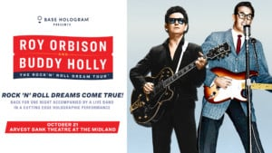 Roy Orbison & Buddy Holly - The Rock 'N' Roll Dream Tour @ Arvest Bank Theatre at the Midland | Kansas City | Missouri | United States