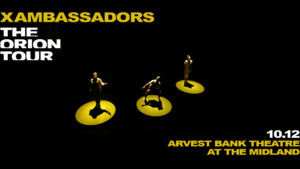 X Ambassadors @ Arvest Bank Theatre at the Midland | Kansas City | Missouri | United States