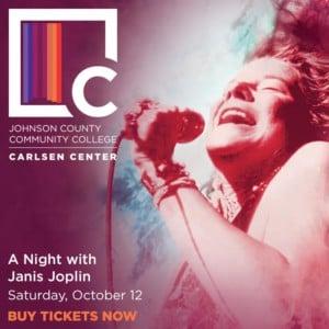 A Night with Janis Joplin @ Yardley Hall at JCCC | Overland Park | Kansas | United States