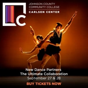 New Dance Partners The Ultimate Collaboration @ Yardley Hall at JCCC | Overland Park | Kansas | United States
