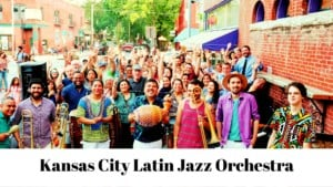 Kansas City Latin Jazz Orchestra presents Salsa en la Calle - Latin American Heritage Month @ Prospero's Bookstore | Kansas City | Missouri | United States
