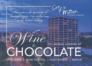 An Evening of Wine & Chocolate @ One Park Place | Kansas City | Missouri | United States
