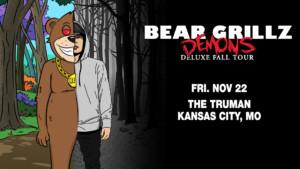 Bear Grillz @ The Truman   Kansas City   Missouri   United States