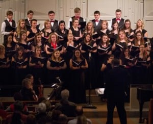 Ceremony of Lessons and Carols @ Arrupe Hall Auditorium   Kansas City   Missouri   United States