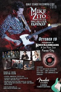 Mike Zito's Gulf Coast Records Fest @ Knuckleheads - A Live Music Joint | Kansas City | Missouri | United States