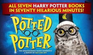 Potted Potter - The Unauthorized Harry Experience @ Folly Theater | Kansas City | Missouri | United States