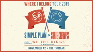 Simple Plan / State Champs @ The Truman | Kansas City | Missouri | United States