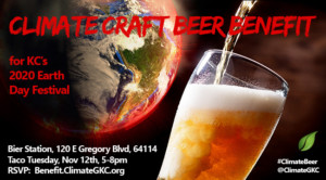 Climate Craft Beer Festival @ Bier Station | Kansas City | Missouri | United States