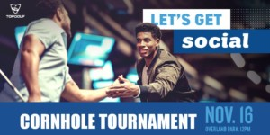 Cornhole Tournament at Topgolf @ Topgolf (Overland Park) | Overland Park | Kansas | United States