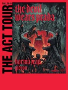 The Devil Wears Prada @ The Granada | Lawrence | Kansas | United States
