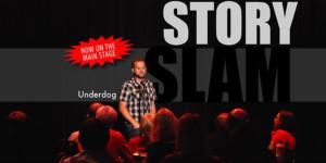 Story Slam: Underdog @ Lawrence Arts Center | Lawrence | Kansas | United States