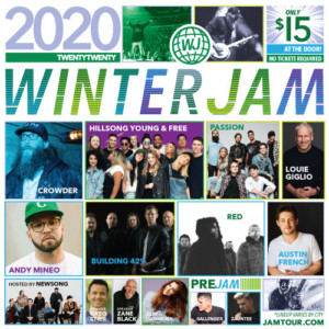 Winter Jam Tour Spectacular 2020 @ Sprint Center | Kansas City | Missouri | United States