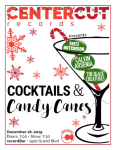 Center Cut Records Presents: Cocktails And Candy Canes @ recordBar | Kansas City | Missouri | United States