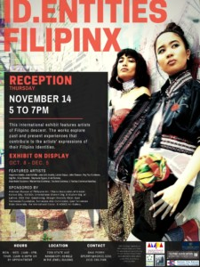 Id.entities Filipinx @ Kansas City Kansas Community College Art Gallery | Kansas City | Kansas | United States