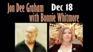 Jon Dee Graham with Bonnie Whitmore @ Knuckleheads Honky Tonk & Blues Bar | Kansas City | Missouri | United States
