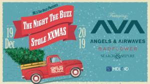 Angels & Airwaves, Badflower, Search & Seizure @ Arvest Bank Theatre at The Midland | Kansas City | Missouri | United States