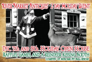Holiday Open House @ River Market Antiques | Kansas City | Missouri | United States