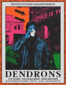 Dendrons / Lot Lizard / Chloe Jacobson / False Brother @ 7th Heaven | Kansas City | Missouri | United States