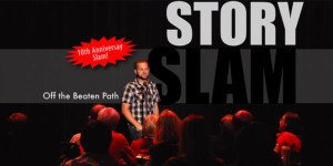 Story Slam: Off the Beaten Path @ Lawrence Arts Center | Lawrence | Kansas | United States