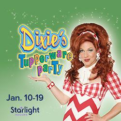 Dixie's Tupperware Party @ Starlight Theatre | Kansas City | Missouri | United States