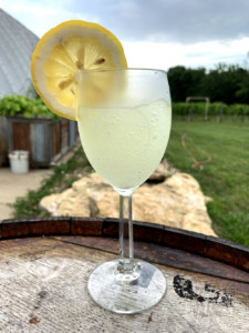 Lemon Wine Slushes @ KC Wine Co | Olathe | Kansas | United States