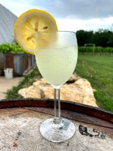 Lemon Wine Slushes @ KC Wine Co | Olathe | Kansas | United States