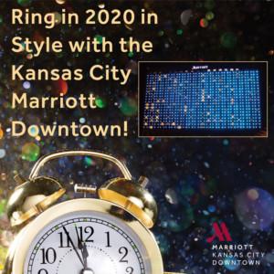 Ring in 2020 at the KC Downtown Marriott @ Marriott Downtown Kansas City | Kansas City | Missouri | United States