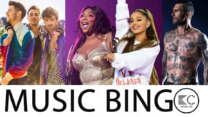 Free Current Hits Music Bingo @ KC Wine Co | Olathe | Kansas | United States